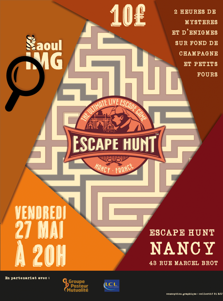 afficheEscape-Game